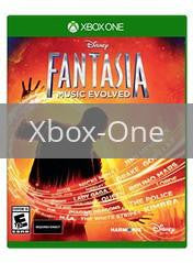 Image of Fantasia: Music Evolved original video game for Xbox One classic game system. Rocket City Arcade, Huntsville Al. We ship used video games Nationwide