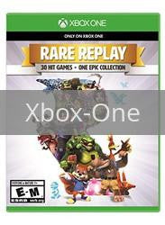 Image of Rare Replay original video game for Xbox One classic game system. Rocket City Arcade, Huntsville Al. We ship used video games Nationwide