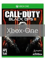 Image of Call of Duty Black Ops III original video game for Xbox One classic game system. Rocket City Arcade, Huntsville Al. We ship used video games Nationwide