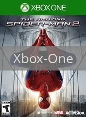 Image of Amazing Spiderman 2 original video game for Xbox One classic game system. Rocket City Arcade, Huntsville Al. We ship used video games Nationwide