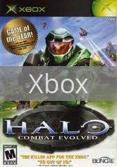 Image of Halo: Combat Evolved original video game for Xbox classic game system. Rocket City Arcade, Huntsville Al. We ship used video games Nationwide