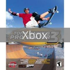 Image of Tony Hawk 3 original video game for Xbox classic game system. Rocket City Arcade, Huntsville Al. We ship used video games Nationwide