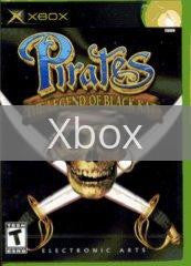 Image of Pirates Legend of Black Kat original video game for Xbox classic game system. Rocket City Arcade, Huntsville Al. We ship used video games Nationwide