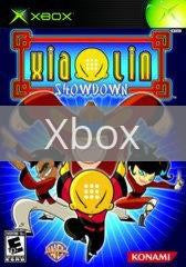 Image of Xiaolin Showdown original video game for Xbox classic game system. Rocket City Arcade, Huntsville Al. We ship used video games Nationwide