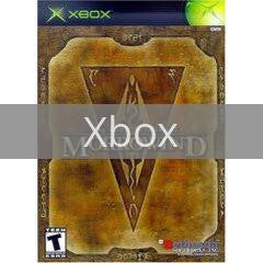 Image of Elder Scrolls III Morrowind original video game for Xbox classic game system. Rocket City Arcade, Huntsville Al. We ship used video games Nationwide