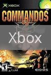 Image of Commandos 2 Men of Courage original video game for Xbox classic game system. Rocket City Arcade, Huntsville Al. We ship used video games Nationwide