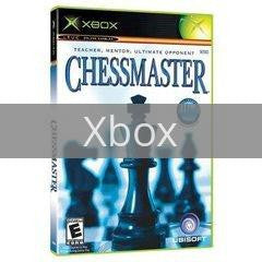 Image of Chessmaster original video game for Xbox classic game system. Rocket City Arcade, Huntsville Al. We ship used video games Nationwide