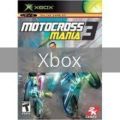 Image of Motocross Mania 3 original video game for Xbox classic game system. Rocket City Arcade, Huntsville Al. We ship used video games Nationwide