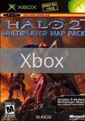 Image of Halo 2 Map Pak original video game for Xbox classic game system. Rocket City Arcade, Huntsville Al. We ship used video games Nationwide