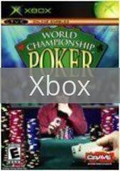 Image of World Championship Poker original video game for Xbox classic game system. Rocket City Arcade, Huntsville Al. We ship used video games Nationwide