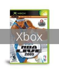 Image of NBA Live 2005 original video game for Xbox classic game system. Rocket City Arcade, Huntsville Al. We ship used video games Nationwide