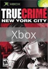 Image of True Crime New York City original video game for Xbox classic game system. Rocket City Arcade, Huntsville Al. We ship used video games Nationwide