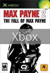 Image of Max Payne 2 Fall of Max Payne original video game for Xbox classic game system. Rocket City Arcade, Huntsville Al. We ship used video games Nationwide