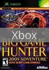 Image of Cabela's Big Game Hunter 2005 Adventures original video game for Xbox classic game system. Rocket City Arcade, Huntsville Al. We ship used video games Nationwide