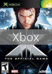 Image of X-Men: The Official Game original video game for Xbox classic game system. Rocket City Arcade, Huntsville Al. We ship used video games Nationwide
