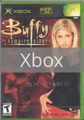 Image of Buffy the Vampire Slayer original video game for Xbox classic game system. Rocket City Arcade, Huntsville Al. We ship used video games Nationwide