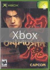 Image of Genma Onimusha original video game for Xbox classic game system. Rocket City Arcade, Huntsville Al. We ship used video games Nationwide
