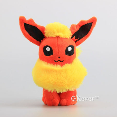 Pokemon Flareon 8 inch Plush