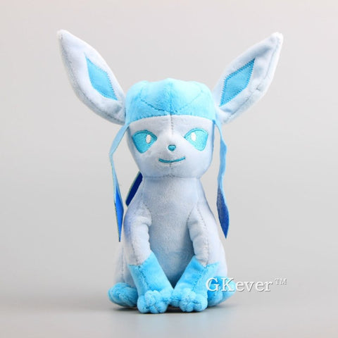 Pokemon Glaceon 8 inch Plush