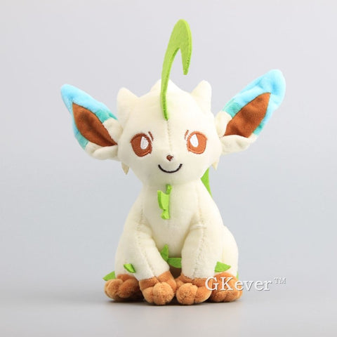 Pokemon Leafeon 8 inch Plush