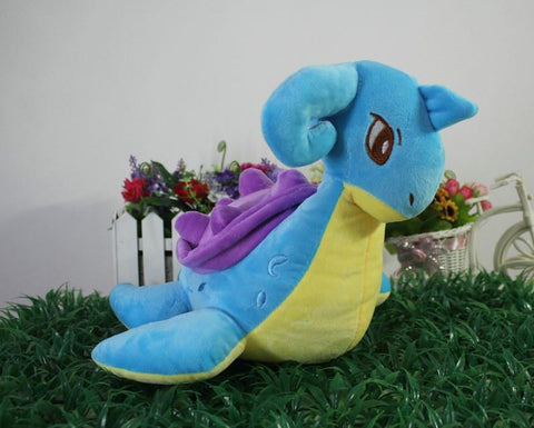 Pokemon Lapras 10 Inch Plush
