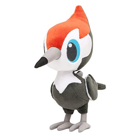 Pokemon Pikipek 6 Inch Plush