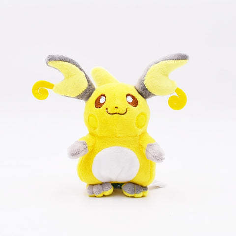 Pokemon Raichu 6 Inch Plush