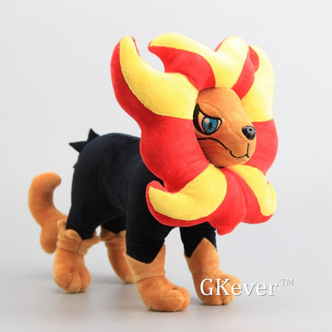 Pokemon Pyroar 12 Inch Plush