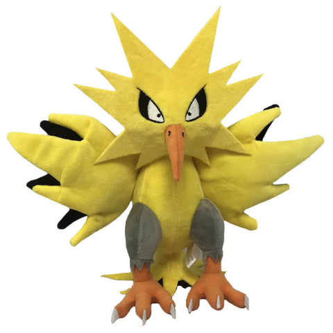 Pokemon Zapdos 12 Inch Plush