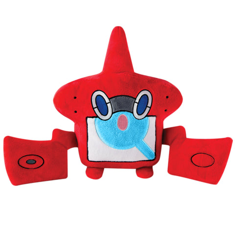 Pokemon Rotom Pokedex 8 Inch Plush
