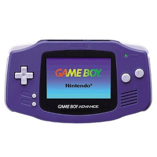 Indigo Game boy Advanced