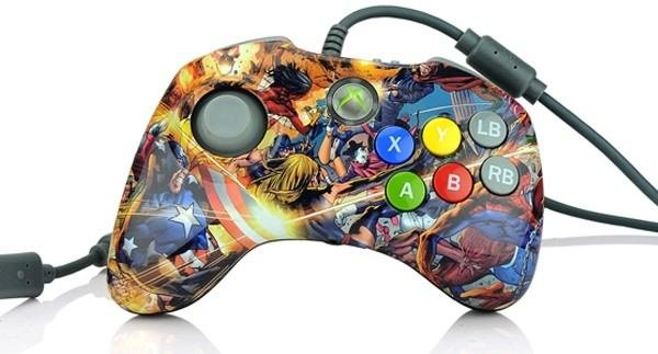 Marvel Versus Fighting Pad