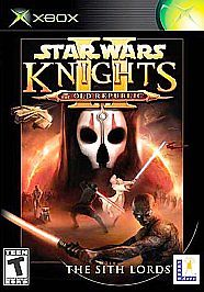 Star Wars Knights of Old Republic 2