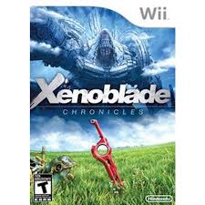 Xenoblade Chronicles PAL