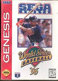 World Series Baseball 96