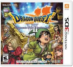 Dragon Quest VII: Fragments of a Forgotten Past