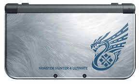 New Nintendo 3DS XL: Monster Hunter 4 Ultimate Edition