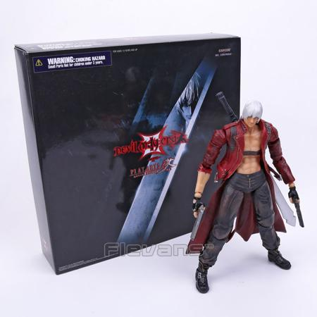 Devil May Cry 3 Dante figure 12 Inch With Box