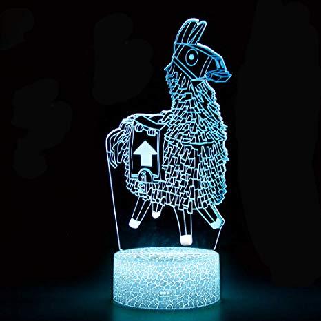 LED light Supply Llama