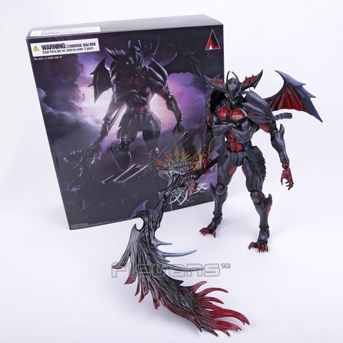 Monster Hunter 4 Ultimate Figure 10 Inch
