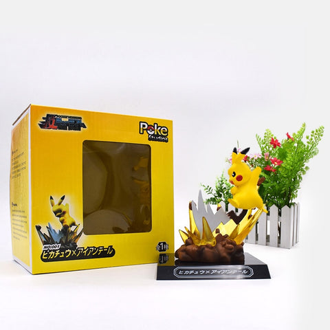Pokemon Pikachu Electric figure 6 Inch With Box