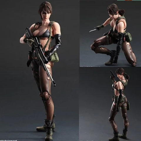 Metal Gear Solid Quiet Figure 10 inch