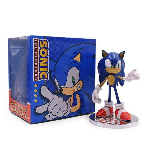 Sonic the Hedgehog figure 8 Inch with box