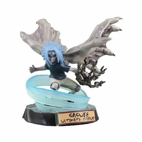 Naruto Sasuke Ultimate Chidori figure 12 Inch With Box