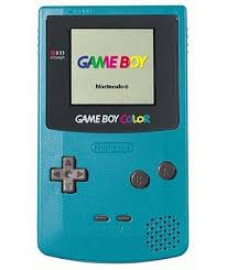 Teal Gameboy Color