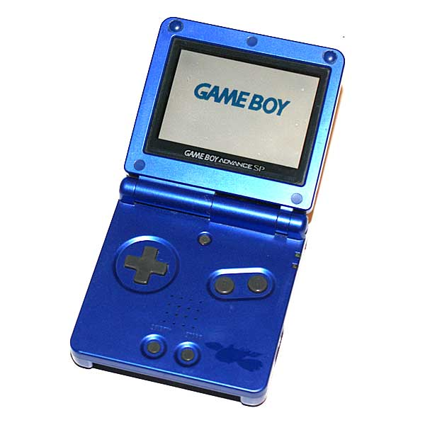 Cobalt Game boy Advance SP
