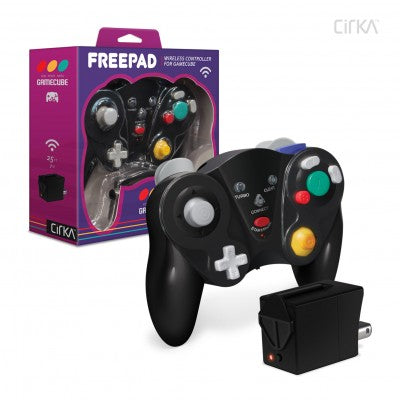 FreePad Wireless Controller for GameCube - CirKa