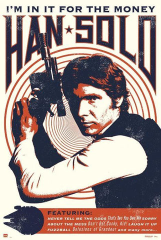 Star Wars Han Solo In It for the Money