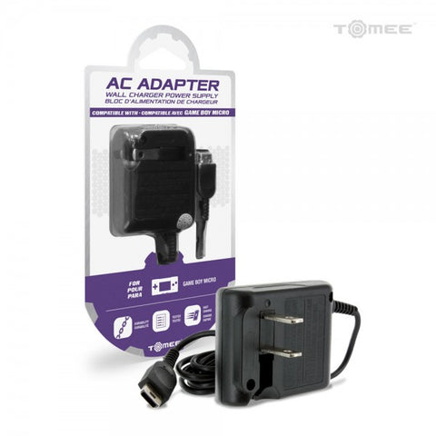 AC Adapter for GameBoy Advance Micro