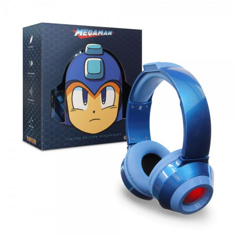 Mega Man Headset Limited Edition